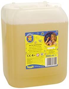 Pustefix Seifenblasenwasser zum Nachfüllen - Kanister mit 5,0 L Flüssigkeit - Foto: Amazon